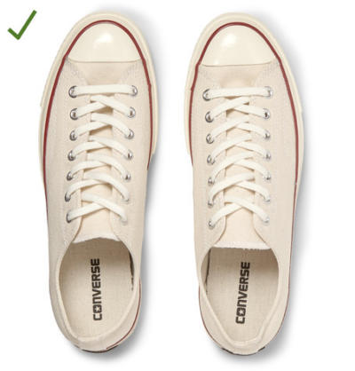 Converse - how to wear sneakers