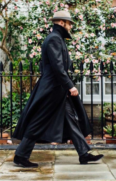 Edward Sexton bespoke coat2