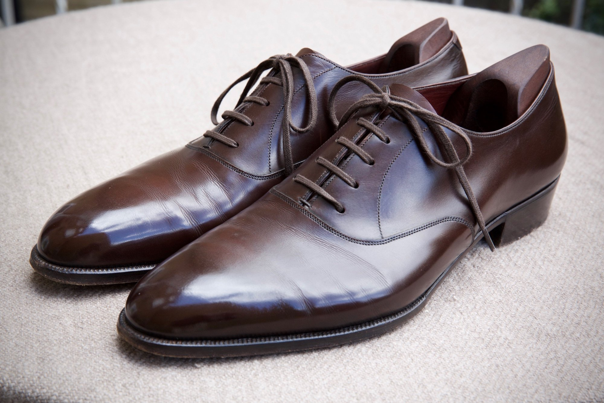 Foster & Son bespoke shoe london