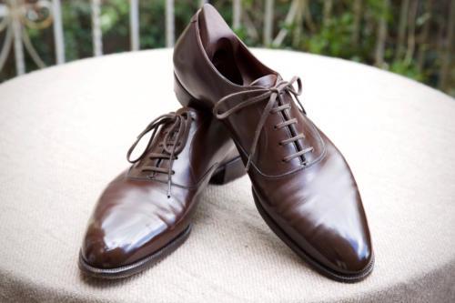 Foster & Son bespoke shoe2