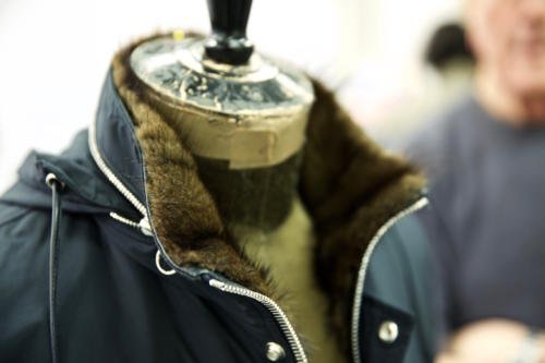 Seraphin leather jackets Paris13