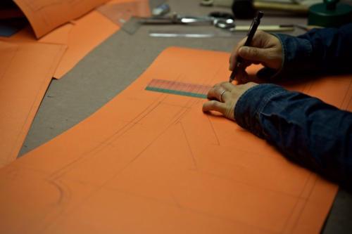 Seraphin leather jackets Paris9
