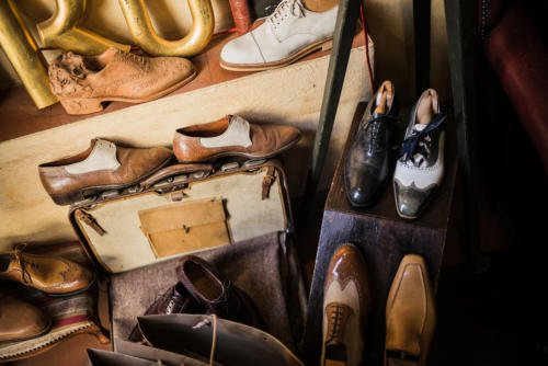 Shoes at Roberto Ugolini - Permanent Style