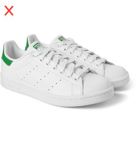 ... Stan Smiths - how to wear sneakers