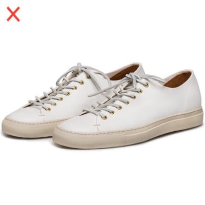 buttero - how to wear sneakers