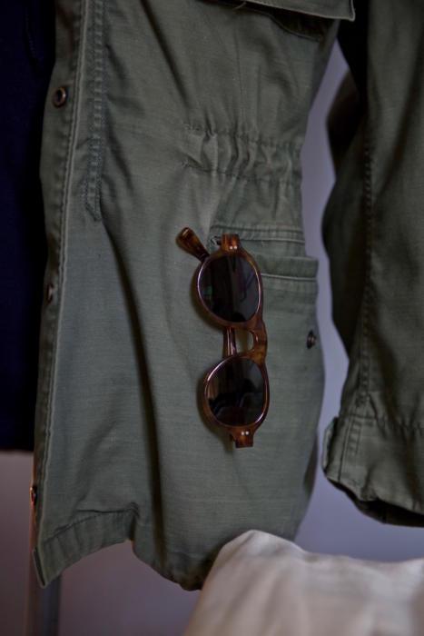 M45 EB Meyrowitz bespoke sunglasses