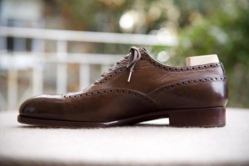 Saint Crispin's shoes wingtip