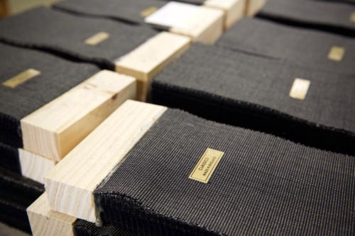 Scabal cloth bunches
