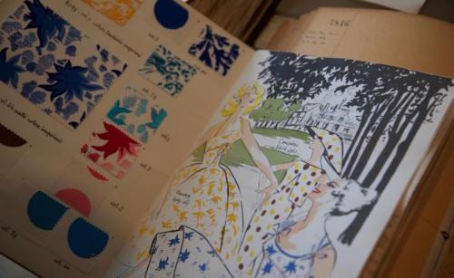Simonnot-Godard archive designs