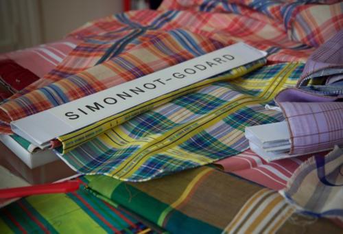 Simonnot-Godard handkerchiefs
