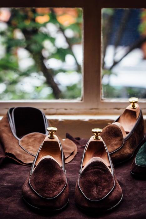 Allan Baudoin sagans loafer