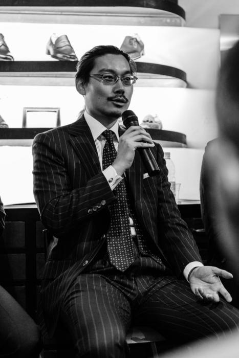 Arnold Wong of WW Chan