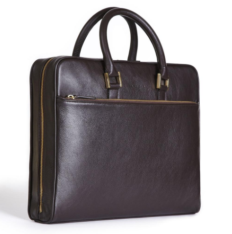 Cavesson's leather bag