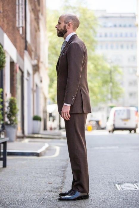 Dalcuore bespoke suit