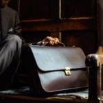 Frank Clegg briefcase