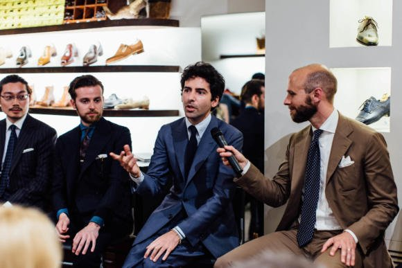 Gianfrancesco Musella Young Tailors Symposium