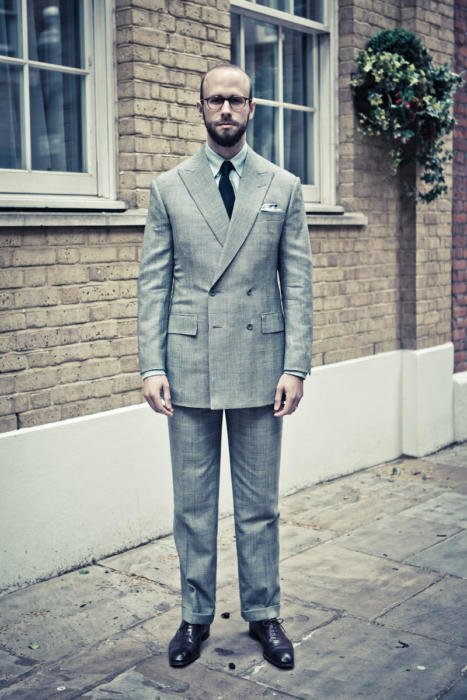 Suit style 3: The double breasted – Permanent Style