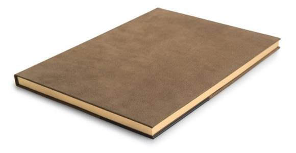 Inhedited notebook