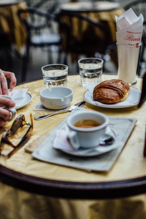 Breakfast Florence