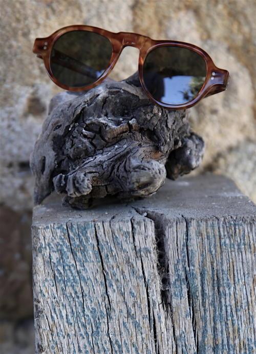 EB Meyrowitz sunglasses Starsky