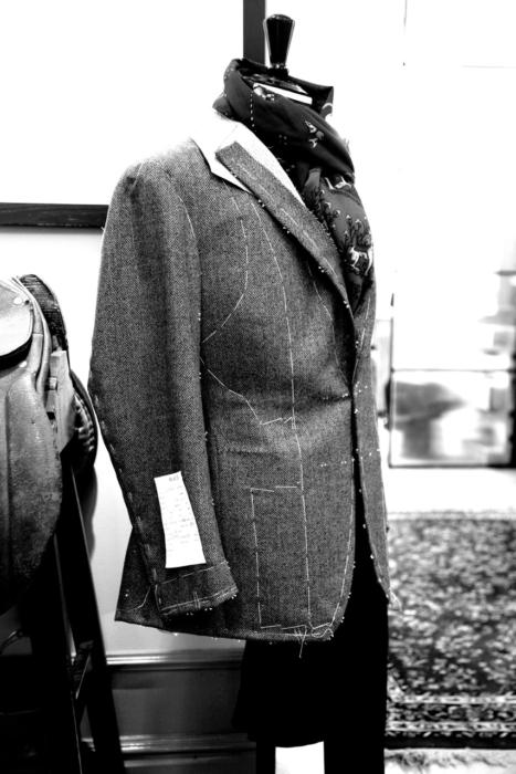 AW Bauer bespoke tailor Coat