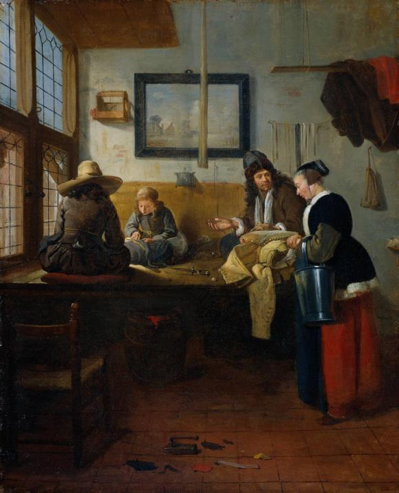 Quiringh_van_Brekelenkam_-_Tailor's_Workshop