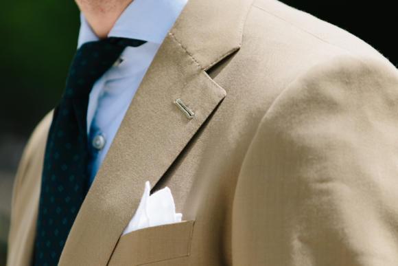 bespoke suit savile row