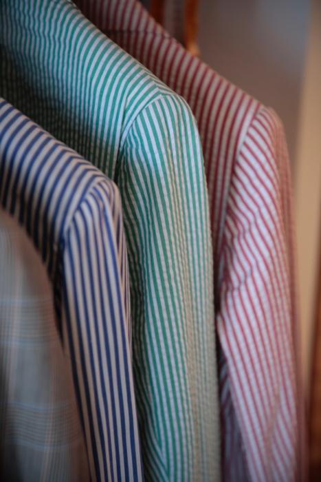 Ayres Goncalo bespoke jackets
