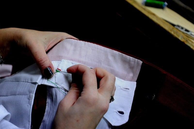 Cerrato bespoke trousers, Naples – Permanent Style