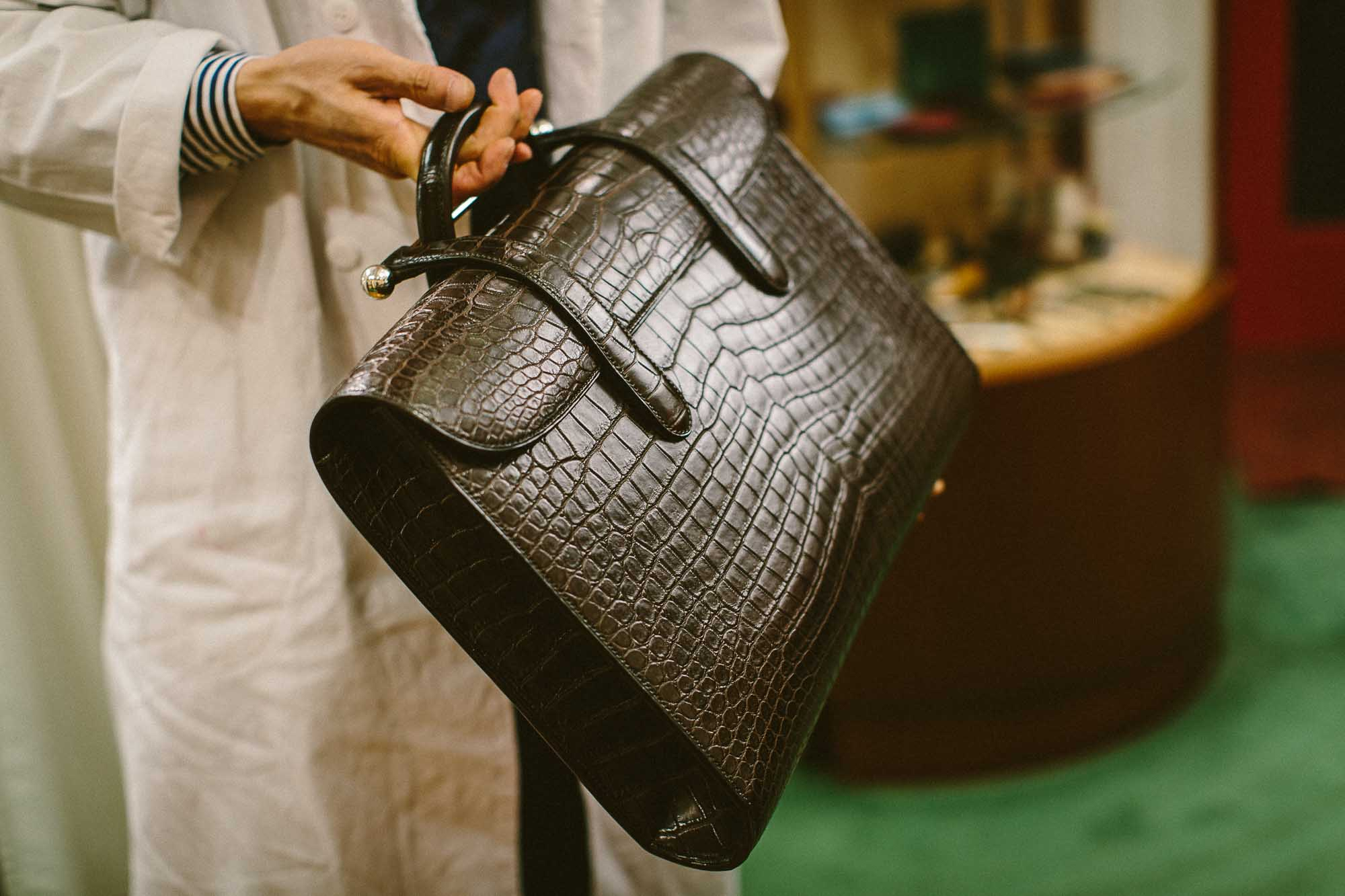 Ortus bespoke leather goods, Tokyo – Permanent Style