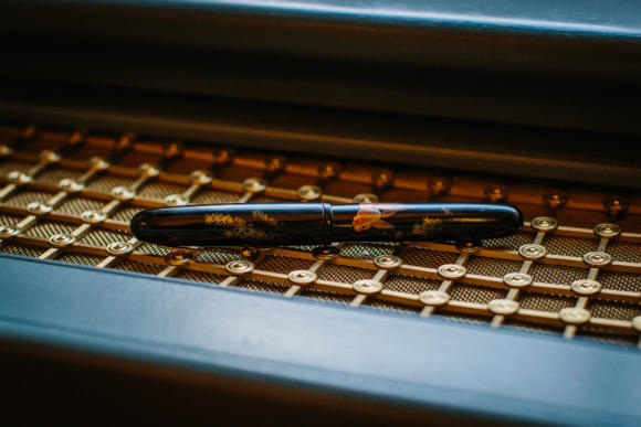 Dunhill archive namiki lacquer pen