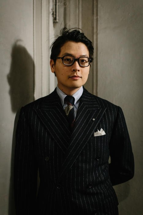 Mark Cho of The Armoury