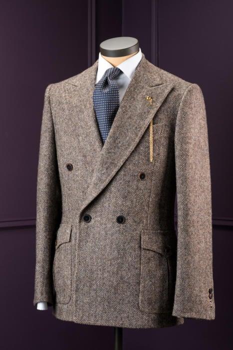 Signor francesco bespoke jacket