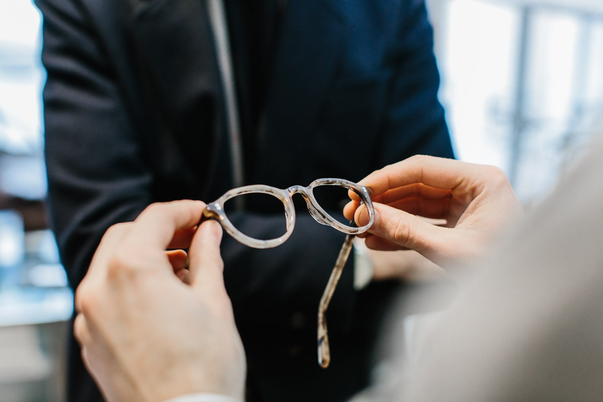 78fe4f9395e Designing bespoke glasses – General Eyewear