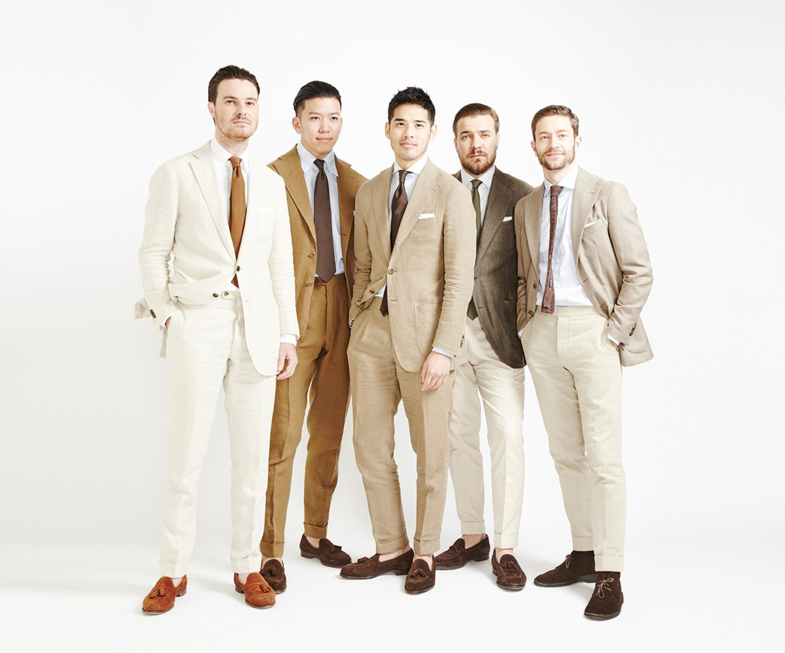 P Johnson Contemporary Made To Measure Tailoring Permanent Style