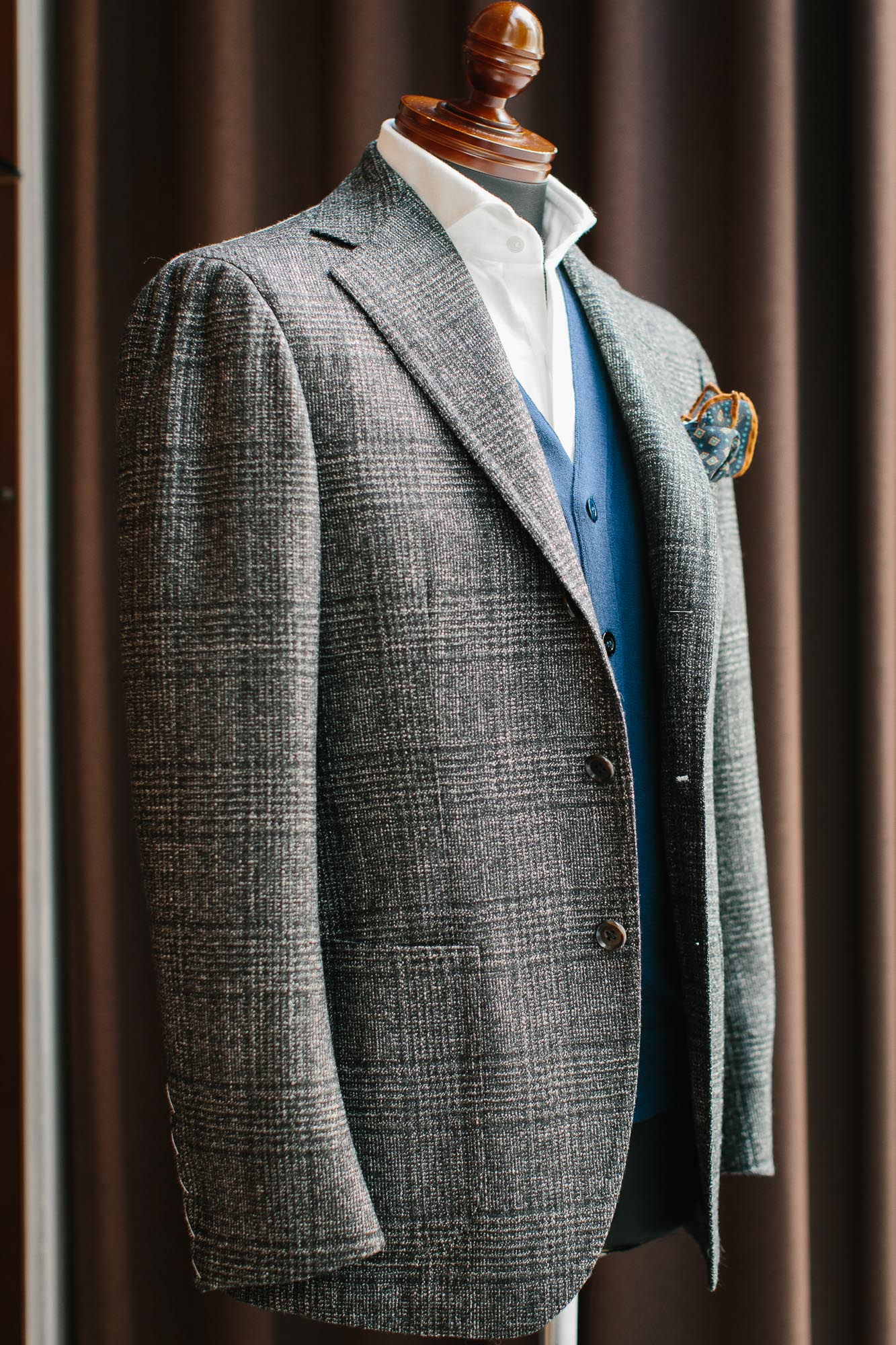 Ring Jacket Suit
