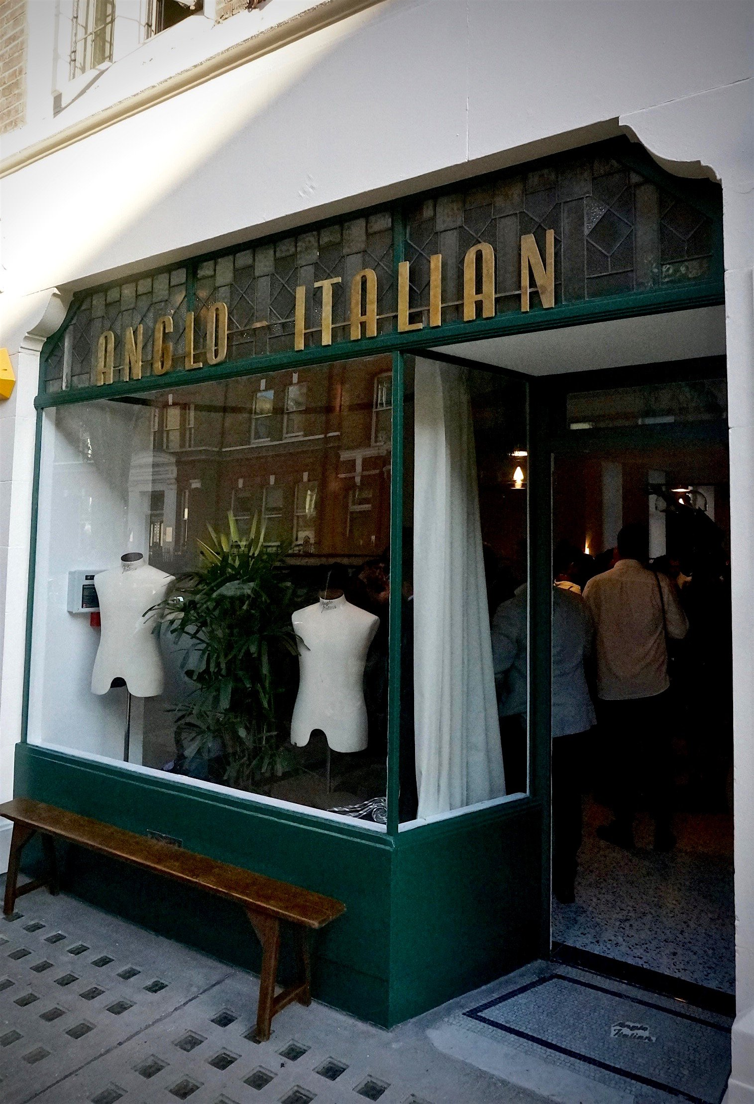 Anglo-Italian: Jake Grantham and Alex Pirounis open in London ...
