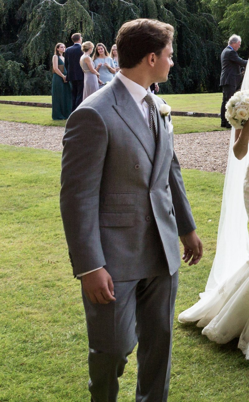 The perfect wedding suit – Permanent Style