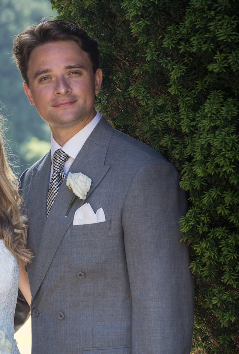 Grooms Dress Dark Grey Maxi Dress New Arrival Arrival Best Man Wedding coat + Pants + Vest Dinner Set Best Men Groom