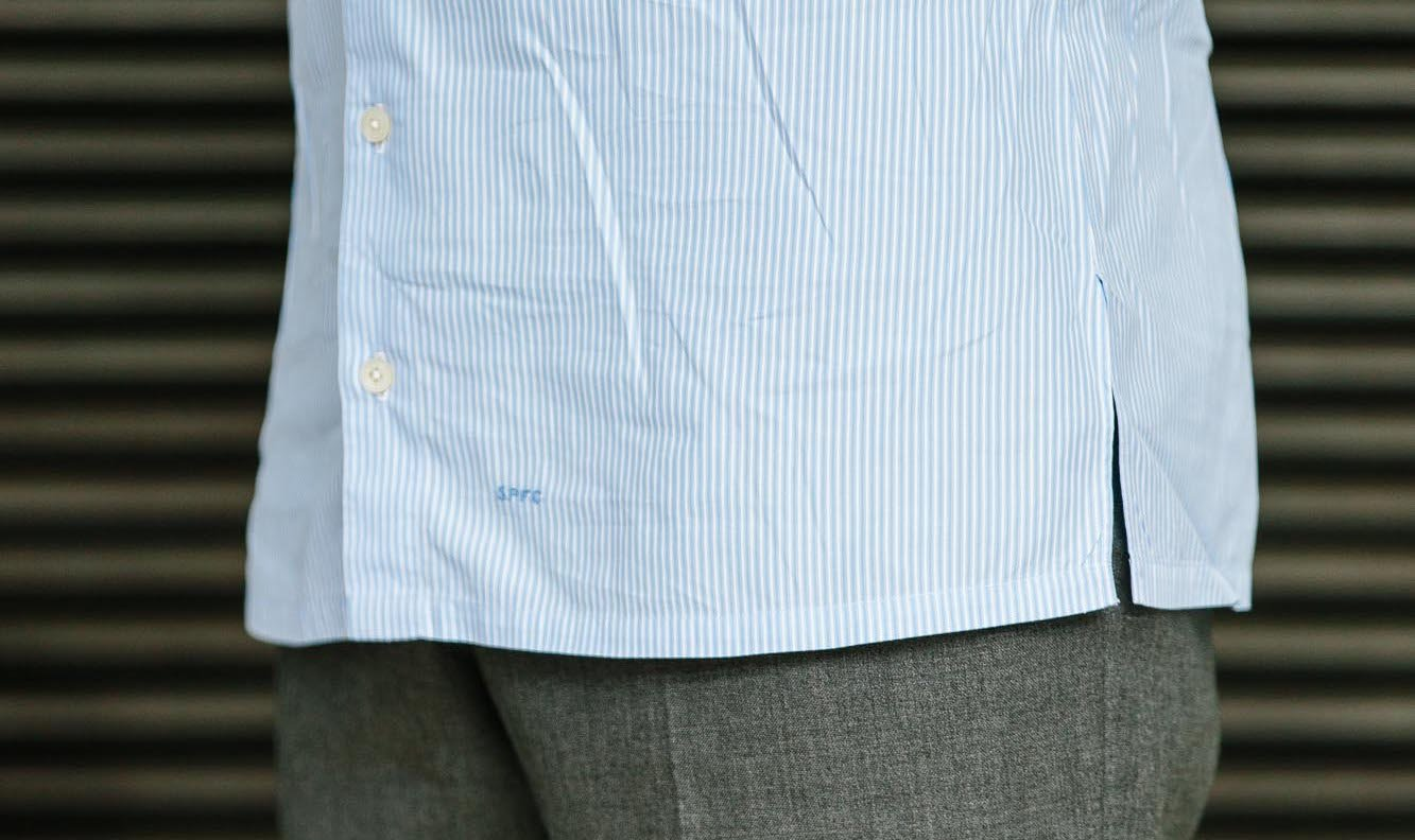 b438c2f4794 Most men won t have used several shirtmakers and have firm opinions on what  suits them
