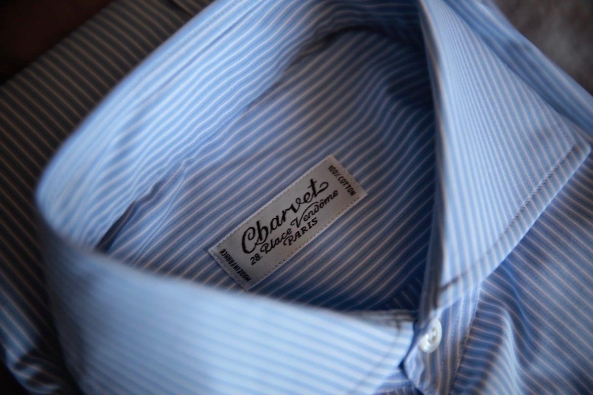 d6309583327 Charvet bespoke shirt  Review – Permanent Style