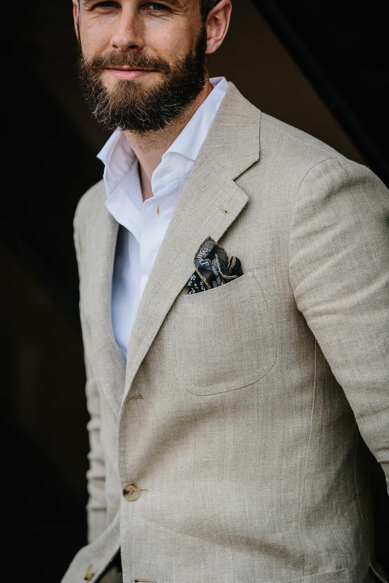 exclusive range fashion discount sale Pale summer colours (in vintage linen) – Permanent Style