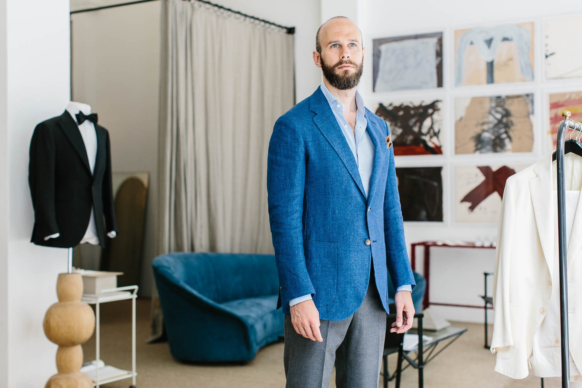 P Johnson tailoring – Review – Permanent Style