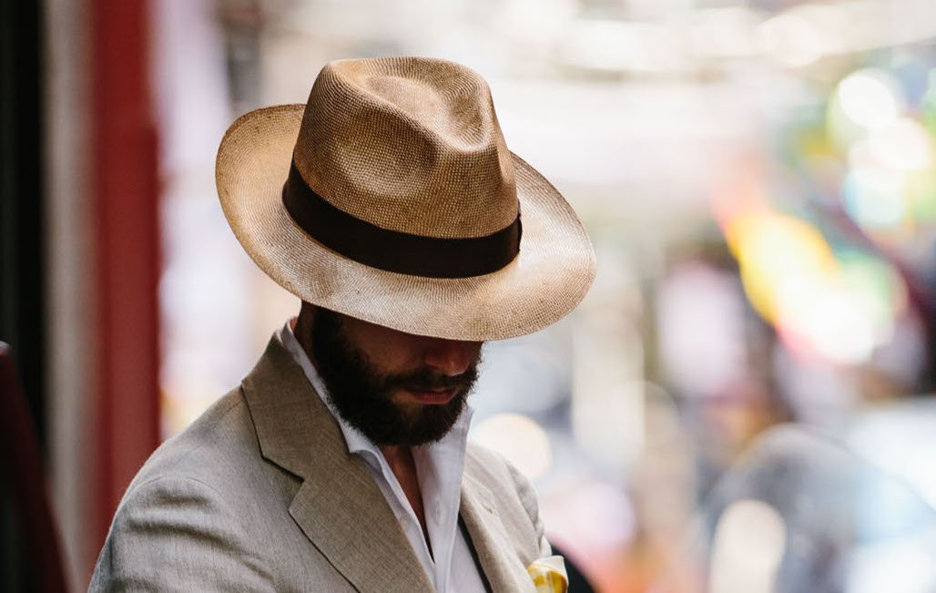 98c94e23 Among the best stockists of panama hats in London, Lock & Co offers a  Superfine Montecristi and Bates a Superfino, while Anderson & Sheppard has  some ...