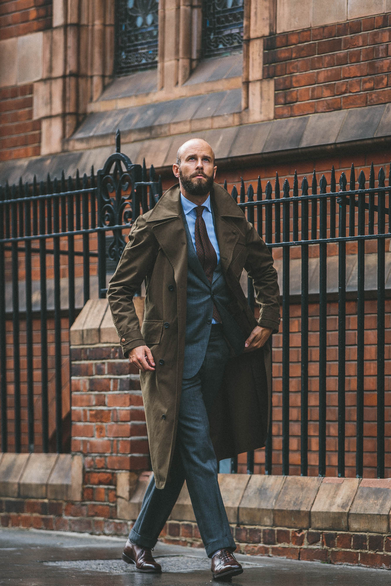 Introducing: The Permanent Style trench coat – Permanent Style