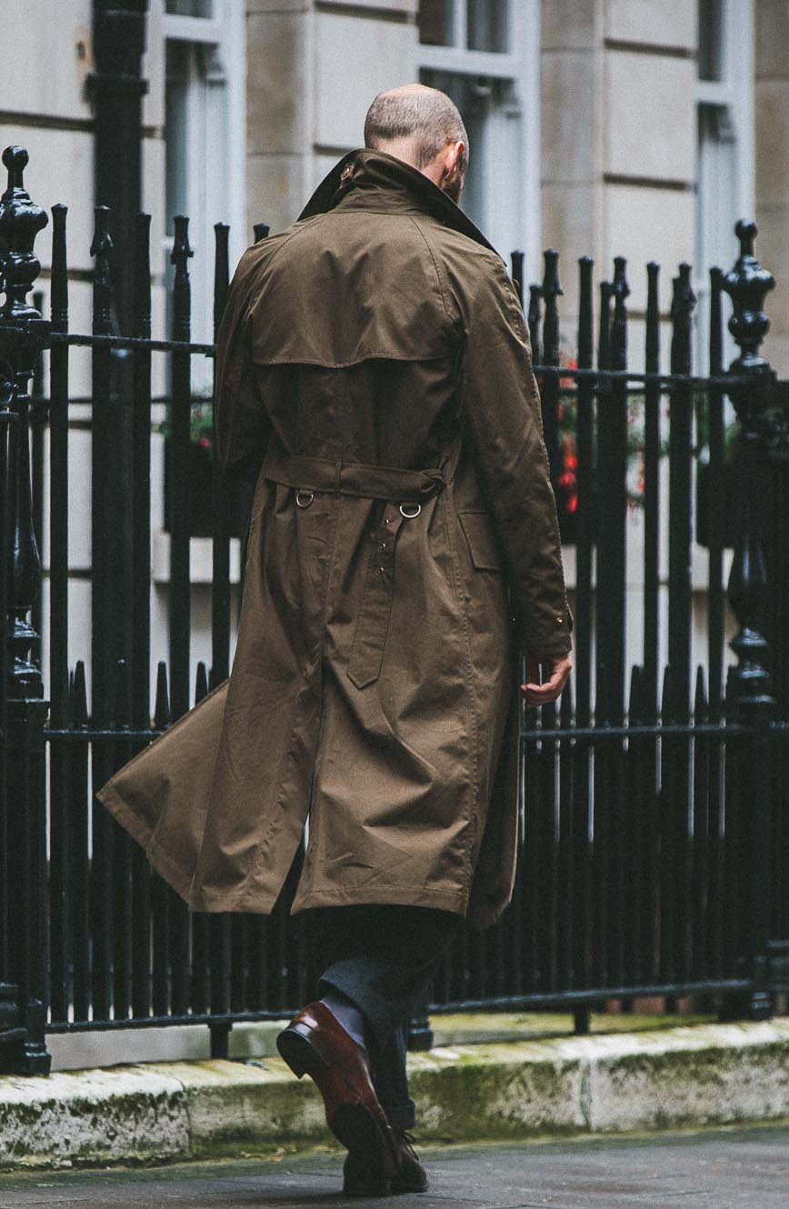 Introducing The Permanent Style Trench Coat Permanent Style