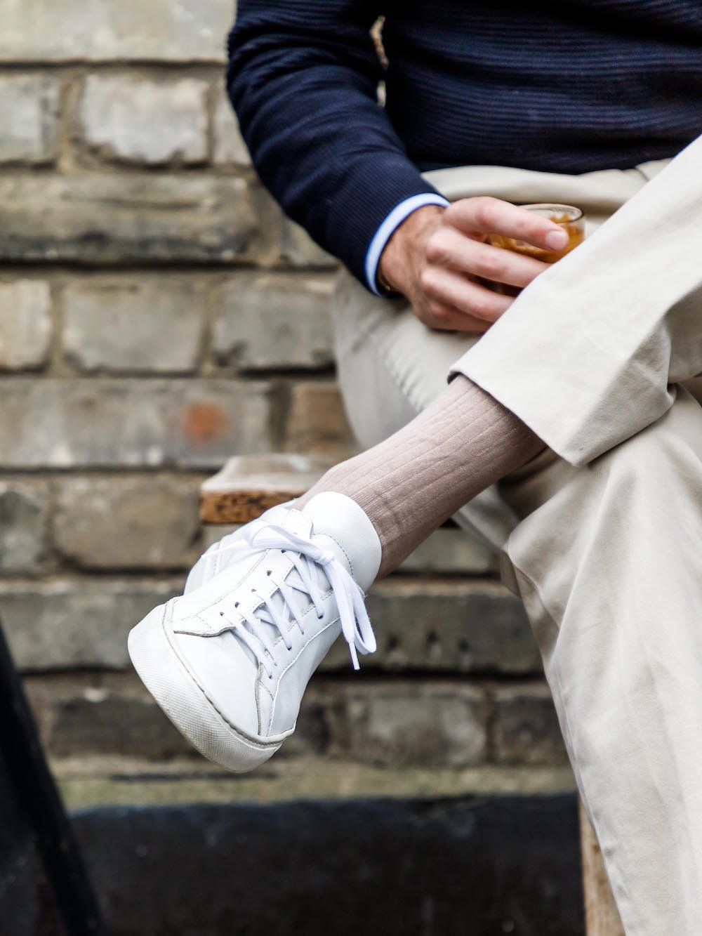 How to wear trainers: Part 3. Style