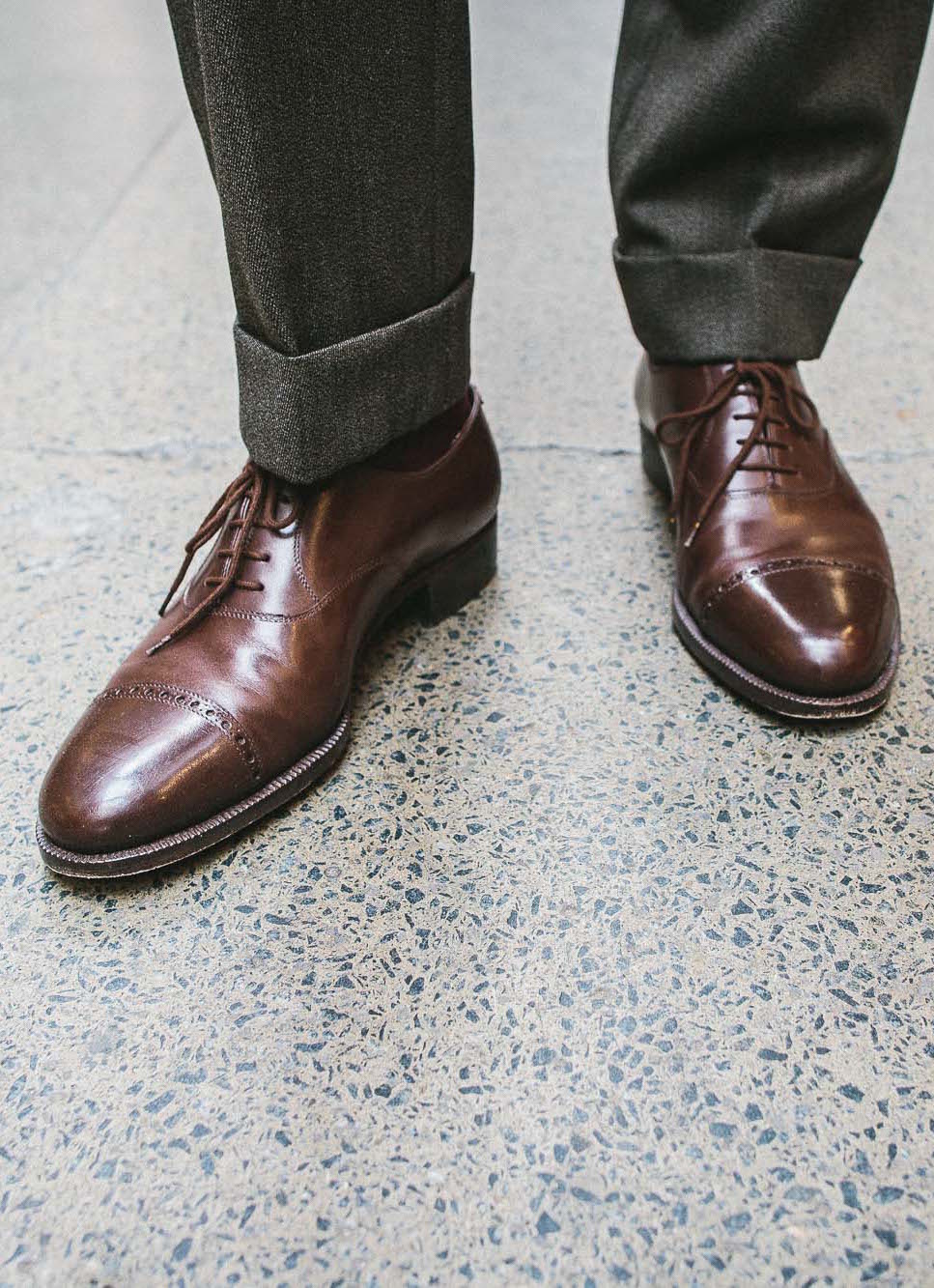 Stivaleria Savoia bespoke shoes: Review