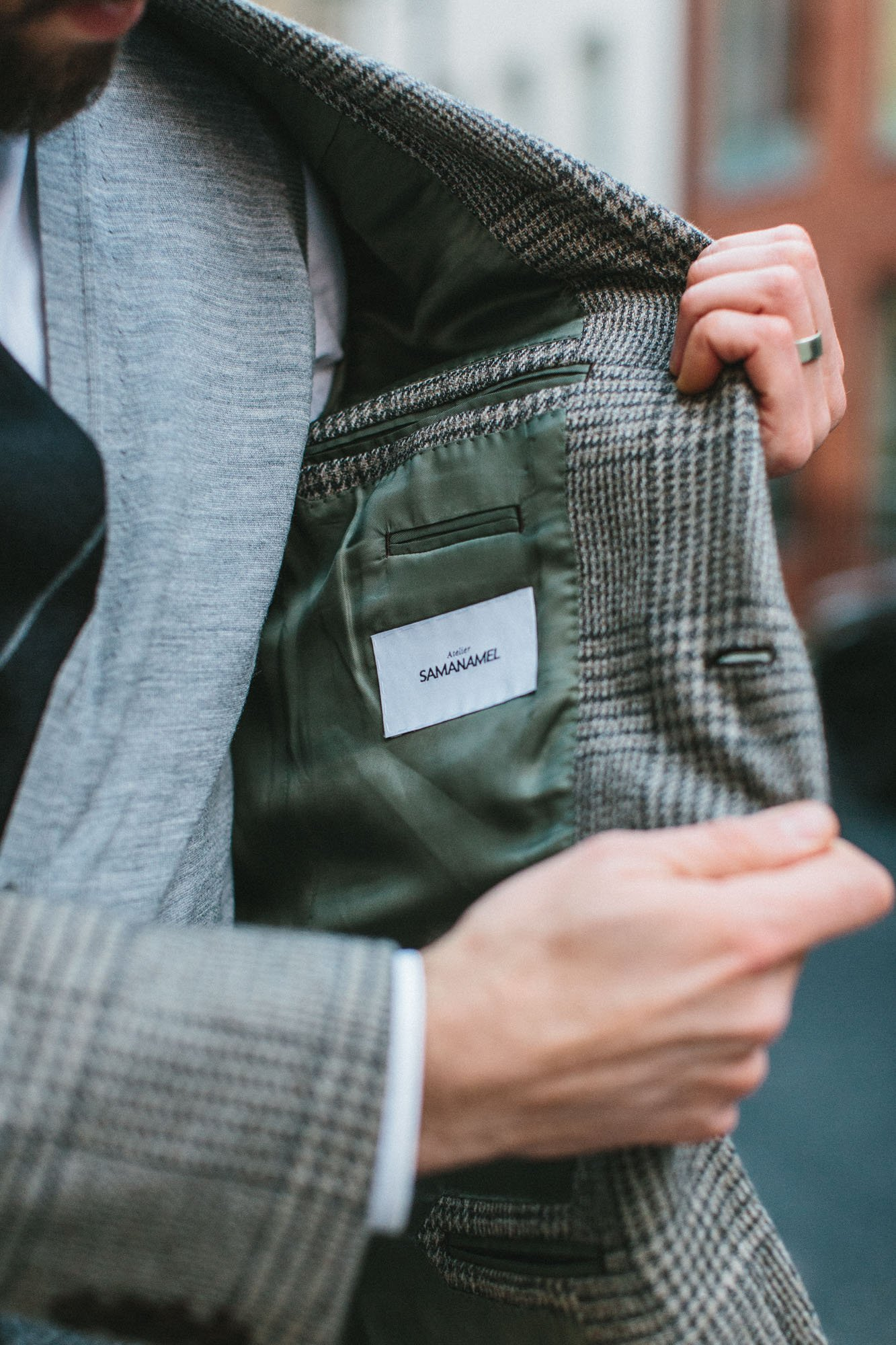 Saman Amel made-to-measure jacket: Review – Permanent Style