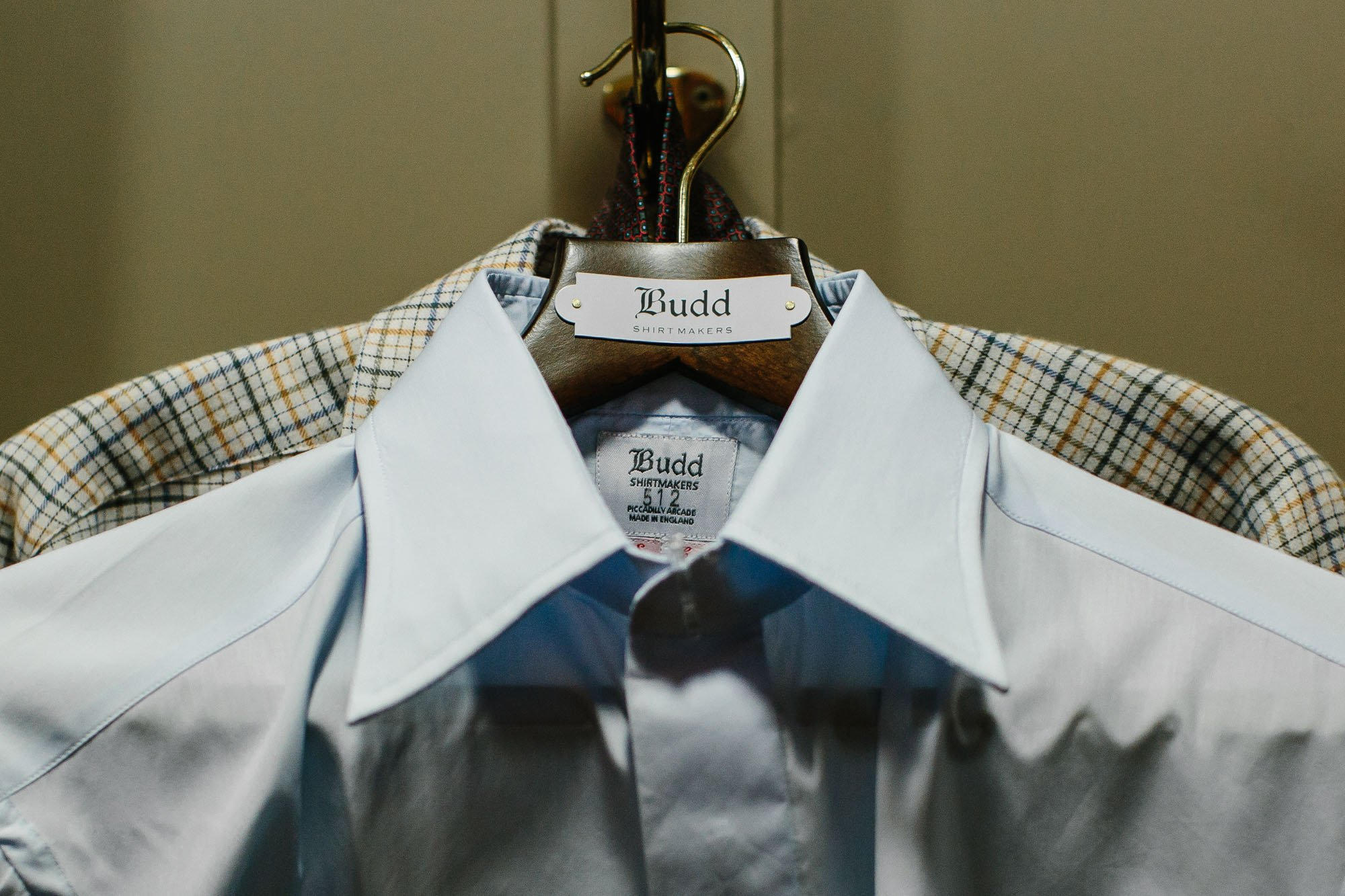 As Regards The Shirt Design, I Have A Vague Idea Of Finding A Special  Button For The Collar, So That It Could Be Sufficient Decoration On Its  Own, ...